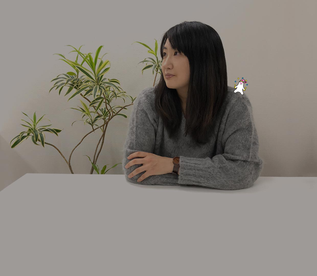 graphic designer 山本麻登佳